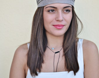 Crepe Satin Headband, Cream Handmade Headbands, Hippie Headband, Fashion Headbands, Womens Head Wraps, Vintage Headbands, Hair Accessories