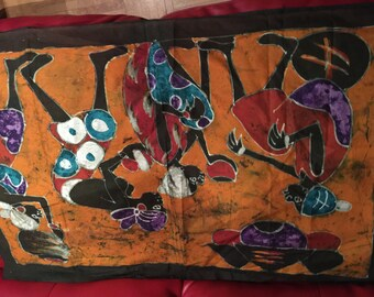 Batik Wall Hanging #2