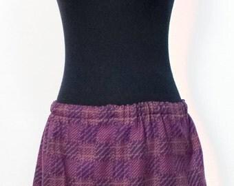 wheel skirt with elastic band