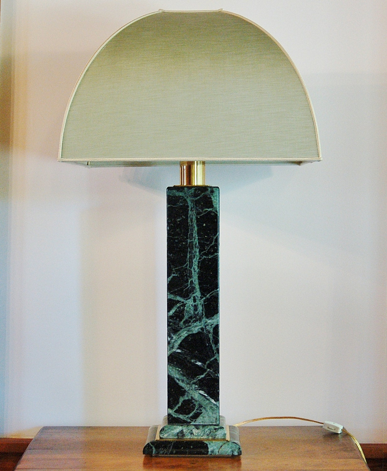 Green Marble Table Lamp ~ Best Inspiration for Table Lamp