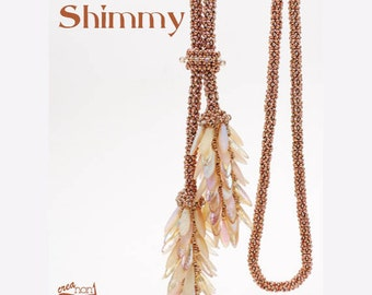 "Claudia Schumann ""Shimmy"" (Beading Pattern)"