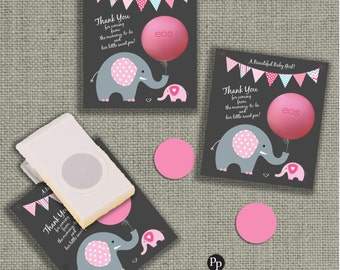 Baby Shower Gift Tags For EOS Lip Balm Gifts | Thank You Tags | Mommy