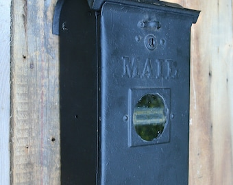 Unique Wall Mount Mailbox Related Items Etsy
