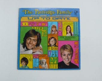 The Partridge Family - Up To Date | vinyl LP