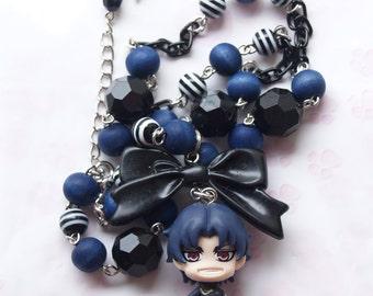 Necklace necklace Ichinose Guren Owari no Seraph
