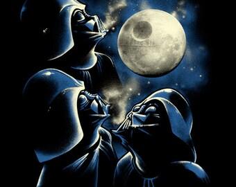3 Sith That's No Moon funny tshirt
