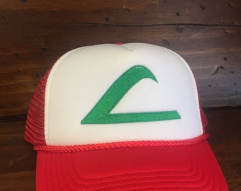 Ash Ketchum Embroidered Pokemon Hat