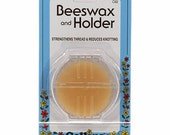 Beeswax Thread Conditioner and holder - Collins 62C
