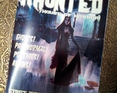 HAUNTED HOUSE of HORROR Creepy Comic Magazine by Master Monster-Maker Mike Von Hoffman
