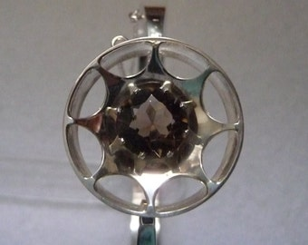Silver Bracelet. Salovaara (Finland). 1974.