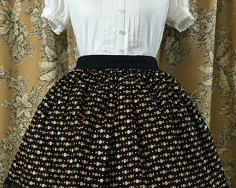Halloween Candy Lolita Skirt