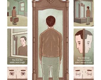 On Reflection Comic