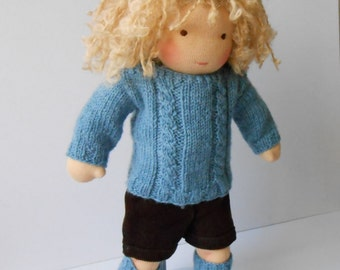 Waldorf doll, waldorf doll,