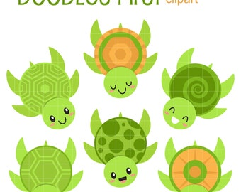 sea turtle clipart etsy