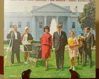 The First Family. Comedy Album. Vaughn Meader. (1962)