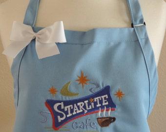 Starlite Cafe Apron