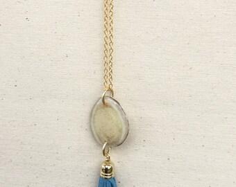 Antler Dreamcatcher Necklace