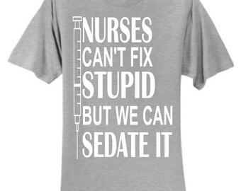 Nursing Shirt. Gift for Nurse. Nursing Student Shirt. Gift for Nursing Student.  Cute Nursing Shirt.  RN Shirt. LPN shirt. Gift for RN.