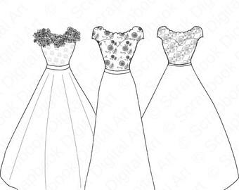 Wedding Dresses, Bridesmaid Dresses, Vestidos de Novia.