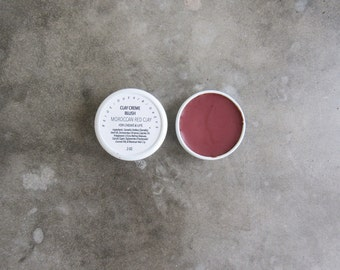 Clay Cream Blush With Moroccan Red Clay / All Natural