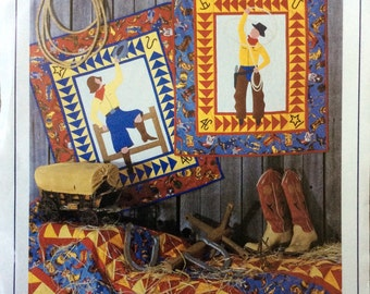 Four Corners Western Roundup Quilt Pattern