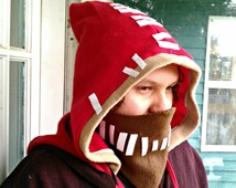 TF2 inspired the Anger Hoodie Fantasy Hat your color choice