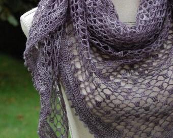 Konk Kerne crochet shawl pattern