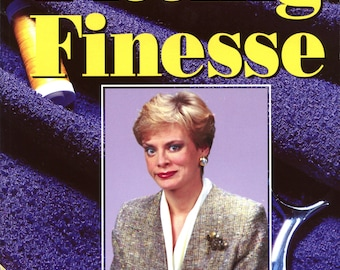 Fitting Finesse by Nancy Zieman | Sewing Book