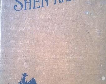 Through Shen-Kan  Historic Book -  Vintage