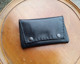 Tobacco pouch - Leather Tobacco pouch - Tabacco pouch - tobacco case - Handmade by Claudio.
