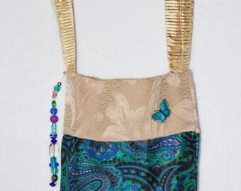 Womans spring handbag