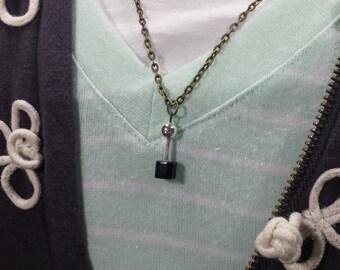 Van de Graaff Generator Necklace