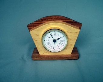 Art Deco Desk Clock-Birthday Gift