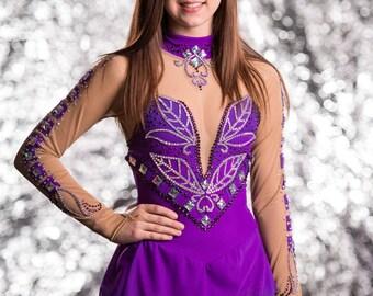 Figure skating dress - Skating dress