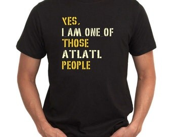 Yes I Am One Of Those Atlatl People T-Shirt