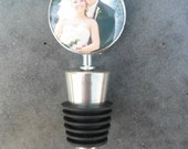 Custom Picture Wine Stopper