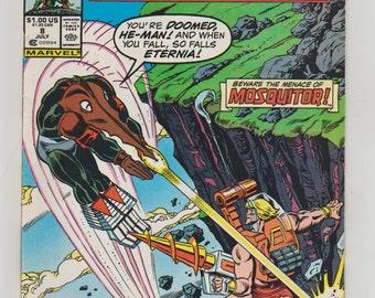 Masters of the Universe (He-Man); Vol 1, 8 Copper Age Comic Book.  VF (8.0). July 1987.  Star Comics (Marvel Comics)