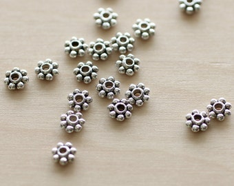 4MM Daisy Bead Spacers