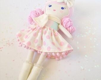Sweet Puff Candy Girl