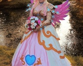 Signed Cosplay print of 'Princess Cadence' cosplay by PretzlCosplay A4 size