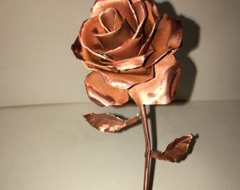 Beautiful Copper Roses