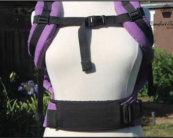 Comfort Tummy in Side Buckle Style, Choice of Color