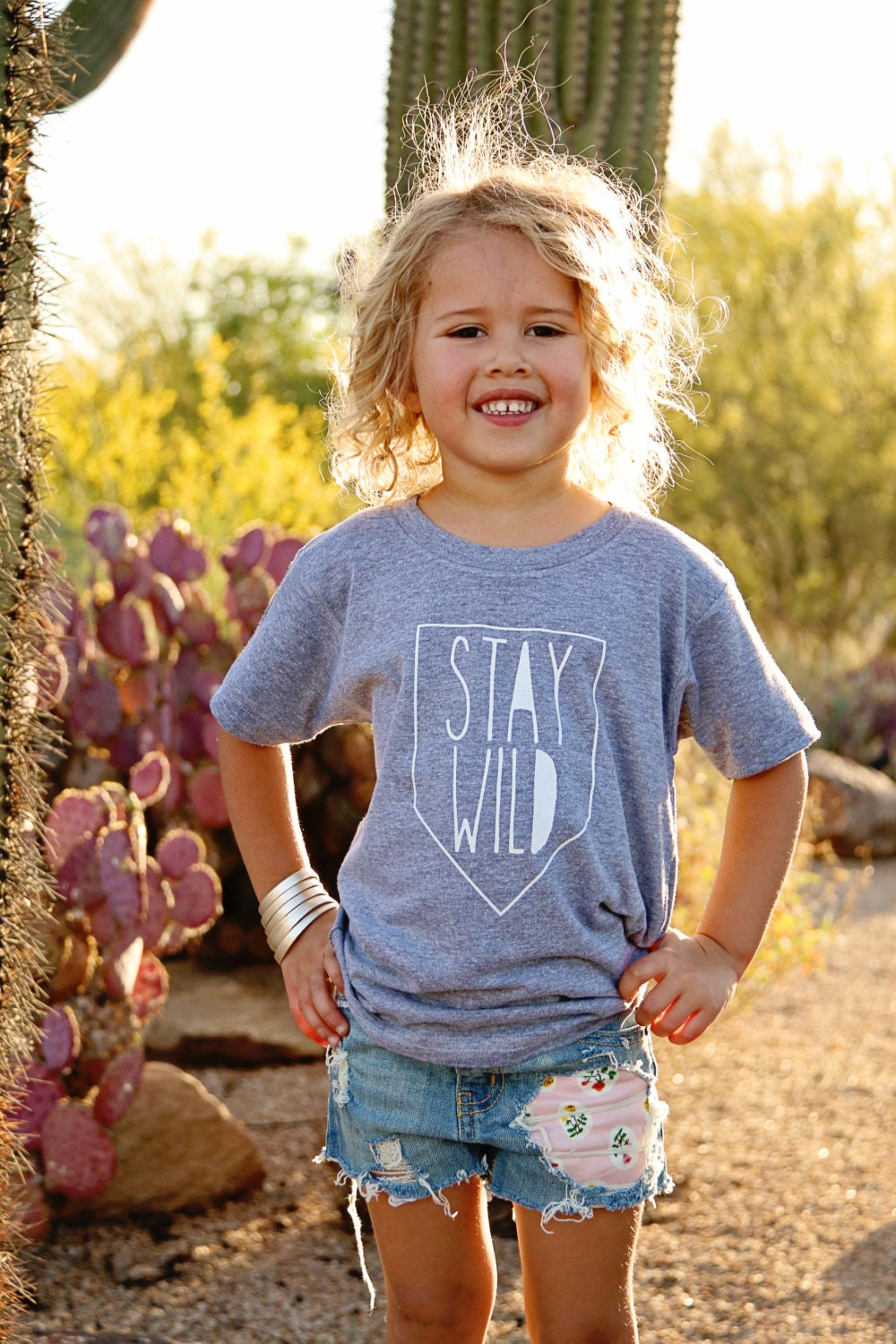 stay wild tee toddler tshirt trendy kids clothes hipster