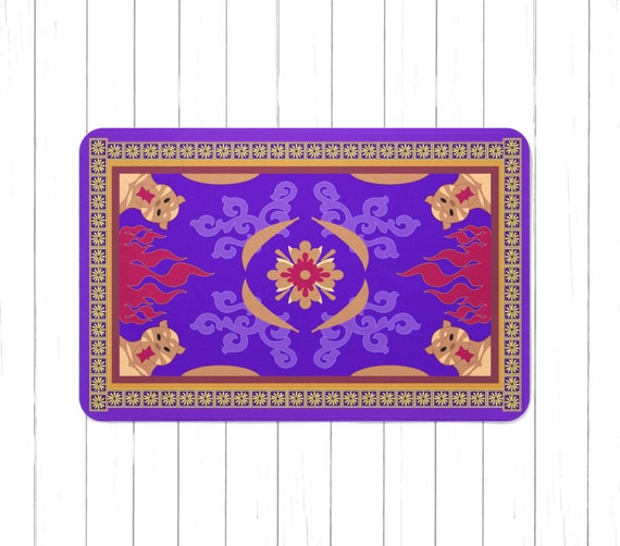 Aladdin S Magic Carpet Rug Or Bath Mat Kids Disney