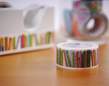 MT Washi Tape Books (MTEX1P112) Japanese Masking Tape MT Tape 2015 Autumn Winter Collection