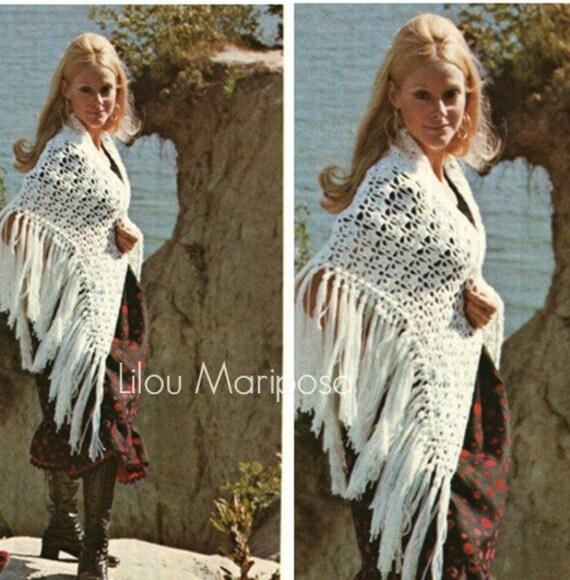 crochet shawl pattern crochet poncho pattern crochet wrap