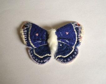 Moth Brooch
