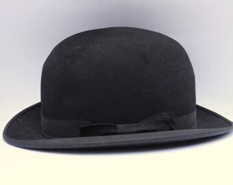Sz. 7 1/4: 1920's Bowler hat