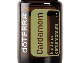 Doterra Cardamom Essential Oil 5mL bottle