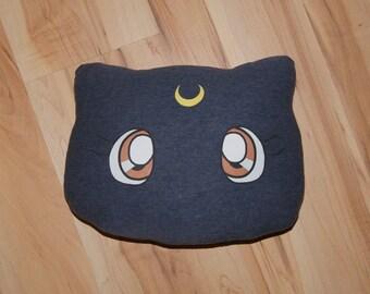 SailorMoon Luna pillow